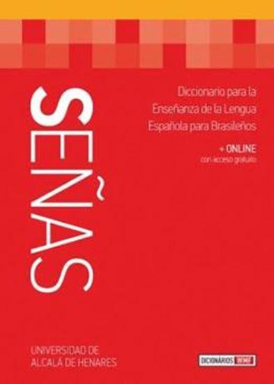Picture of SENAS - DICCIONARIO PARA LA ENSENANZA DE LA LENGUA ESPANOLA PARA BRASILENOS - 4ª EDICAO
