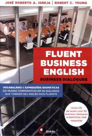 Picture of FLUENT BUSINESS ENGLISH - BUSINESS DIALOGUES + CD-AUDIO