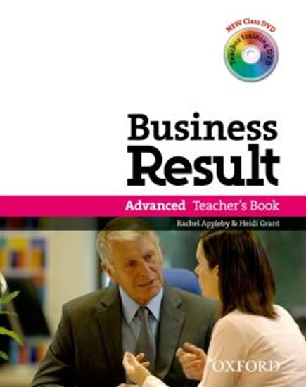 Picture of BUSINESS RESULT - ADVANCED TEACHER S BOOK WITH DVD-VIDEO