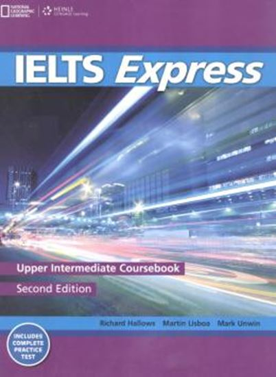 Picture of IELTS EXPRESS UPPER-INTERMEDIATE SB - 2ND ED
