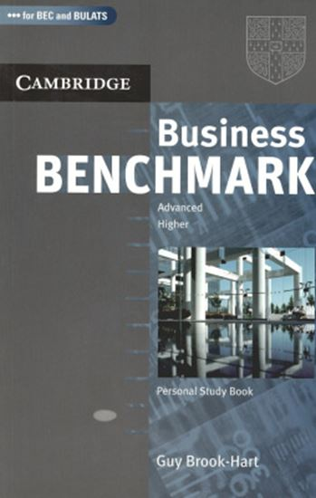 Picture of BUSINESS BENCHMARK ADVANCED BEC & BULATS PERSONEL STUDY