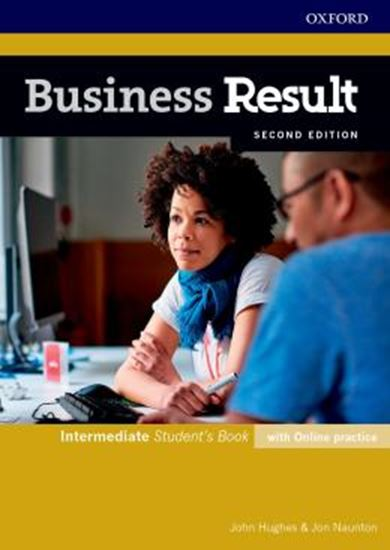Picture of BUSINESS RESULT INTERMEDIATE SB - 2ND ED