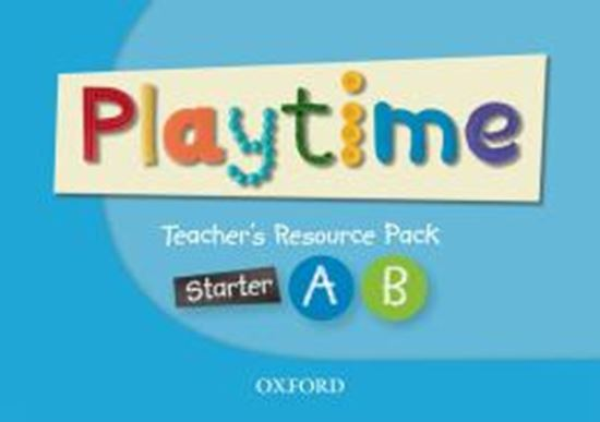 Picture of PLAYTIME STARTER, A & B TEACHER´S RESOURCE PACK