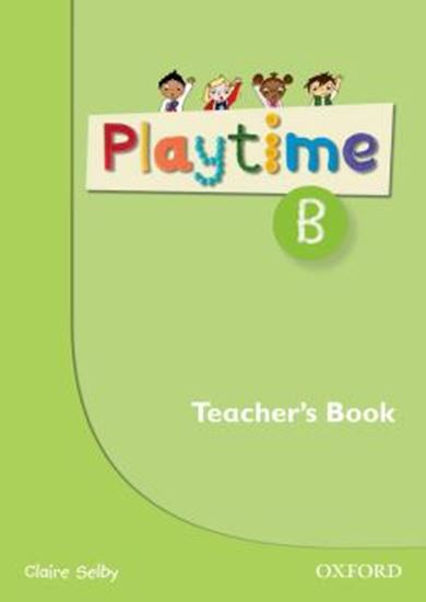Picture of PLAYTIME B TEACHER´S BOOK