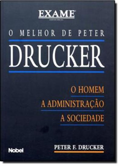 Picture of MELHOR DE PETER DRUCKER - 2ª EDICAO