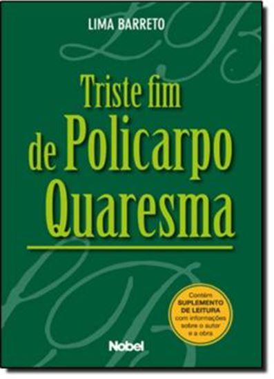 Picture of TRISTE FIM DE POLICARPO QUARESMA