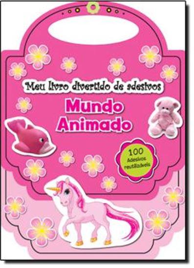 Picture of MUNDO ANIMADO: MEU LIVRO DIVERTIDO DE ADESIVOS