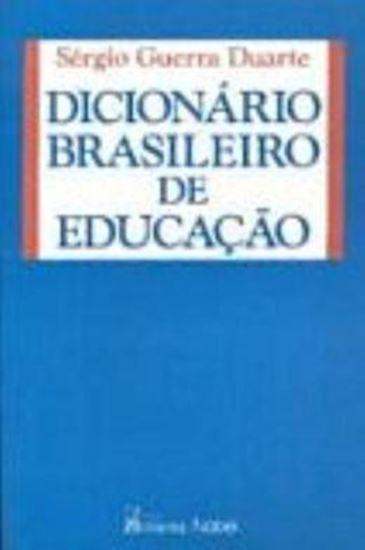 Picture of DICIONARIO BRASILEIRO DE EDUCACAO