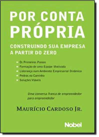 Picture of POR CONTA PROPRIA-CONSTRUINDO SUA EMPRESA A PARTIR DO ZERO