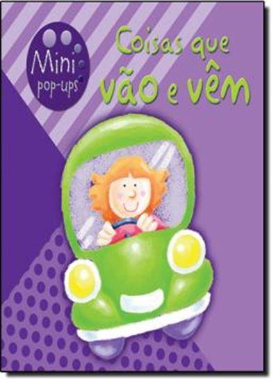 Picture of COISAS QUE VAO E VEM - MINI POP-UPS