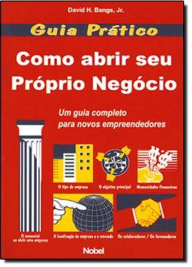 Picture of GUIA PRATICO: COMO ABRIR SEU PROPRIO NEGOCIO