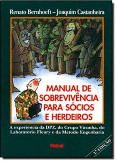 Picture of MANUAL DE SOBREVIVENCIA PARA SOCIOS E HERDEIROS