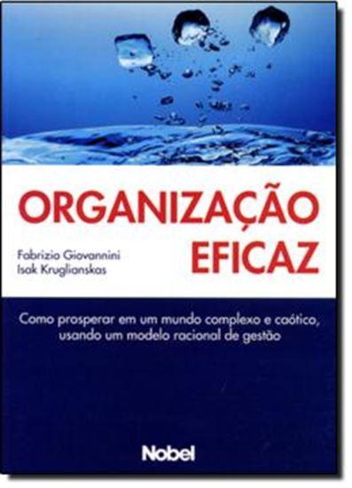 Picture of ORGANIZACAO EFICAZ