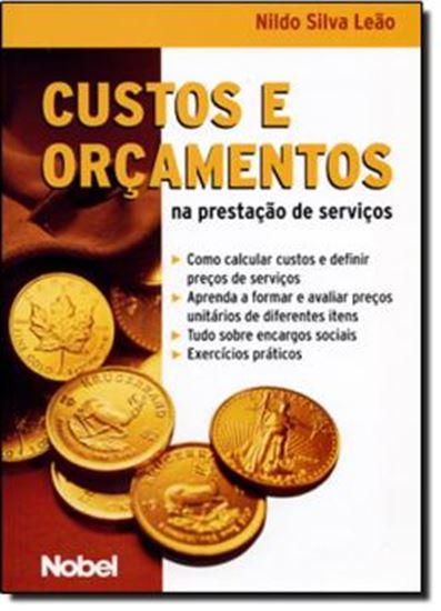 Picture of CUSTOS E ORCAMENTOS NA PRESTACAO DE SERVICOS