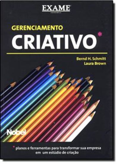Picture of GERENCIAMENTO CRIATIVO   EXAME