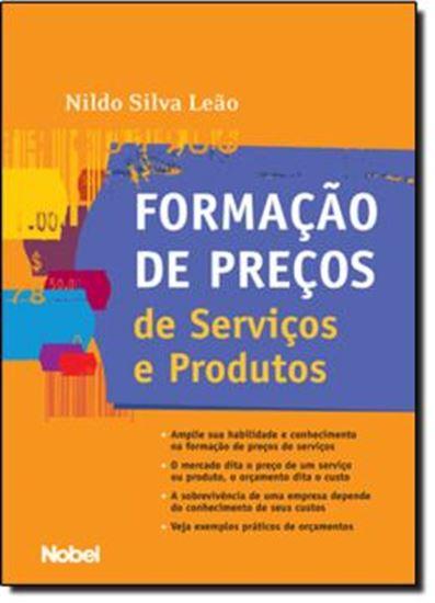 Picture of FORMACAO DE PRECOS DE SERVICOS E PRODUTOS