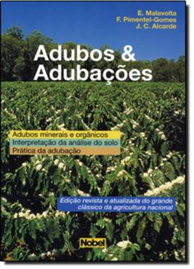 Picture of ADUBOS E ADUBACOES