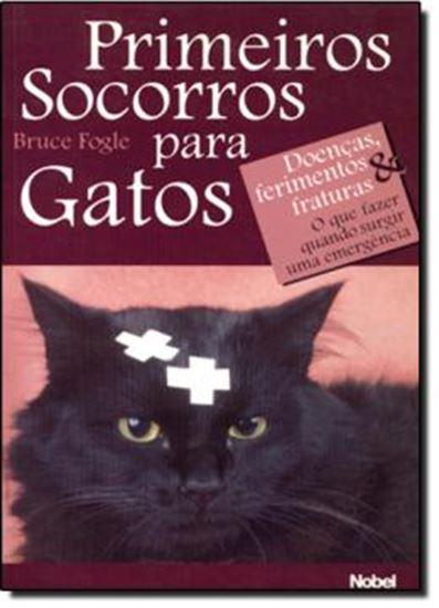 Picture of PRIMEIROS SOCORROS PARA GATOS