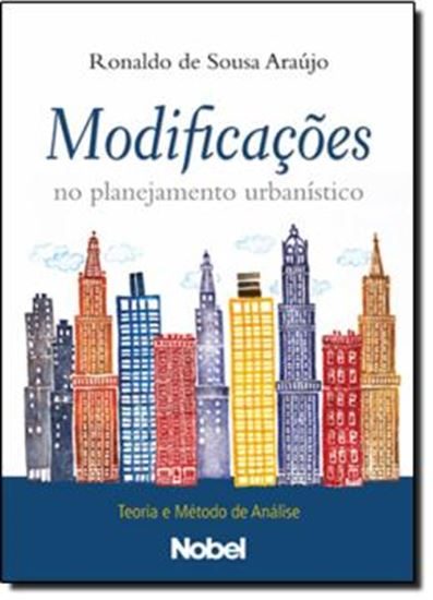 Picture of MODIFICACOES NO PLANEJAMENTO URBANISTICO