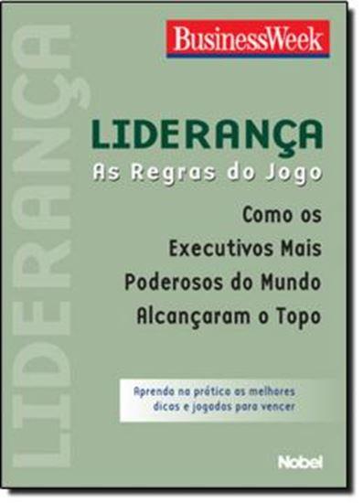 Picture of LIDERANCA: AS REGRAS DO JOGO
