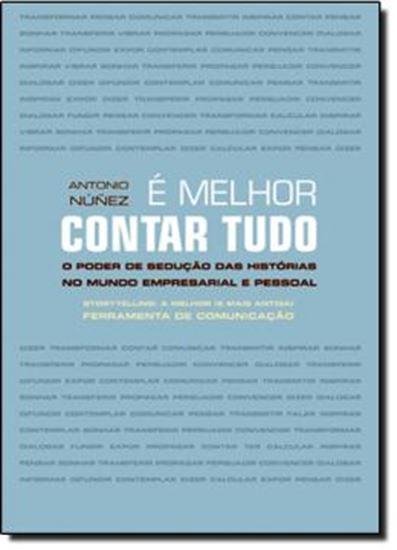 Picture of E MELHOR CONTAR TUDO
