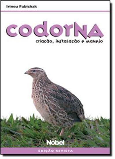 Picture of CODORNA: CRIACAO, INSTALACAO E MANEJO