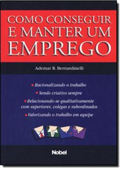 Picture of COMO CONSEGUIR E MANTER UM EMPREGO