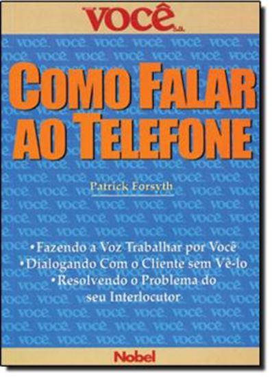 Picture of COMO FALAR AO TELEFONE