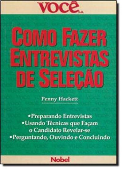 Picture of COMO FAZER ENTREVISTAS DE SELECAO