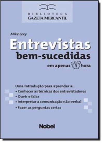 Picture of ENTREVISTAS BEM SUCEDIDAS   SUCESSO EM 1 HORA