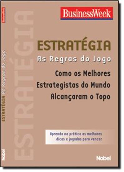 Picture of ESTRATEGIA: AS REGRAS DO JOGO