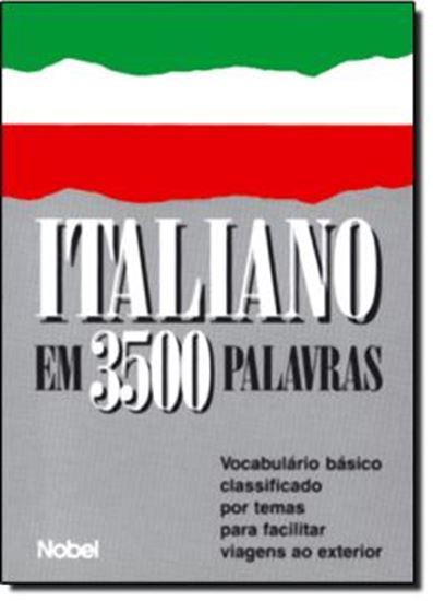 Picture of ITALIANO: EM 3500 PALAVRAS