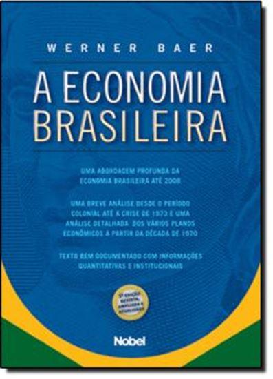 Picture of ECONOMIA BRASILEIRA   3ª EDICAO
