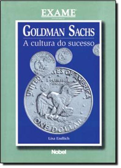 Picture of GOLDMAN SACHS: A CULTURA DO SUCESSO   EXAME