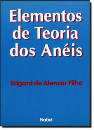 Picture of ELEMENTOS DE TEORIA DOS ANEIS