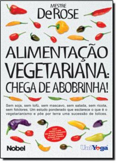 Picture of ALIMENTACAO VEGETARIANA: CHEGA DE ABOBRINHA