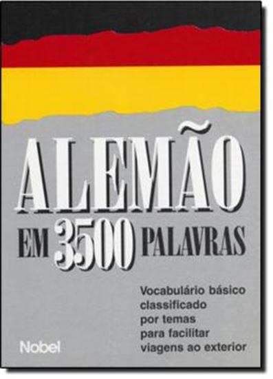 Picture of ALEMAO: EM 3500 PALAVRAS