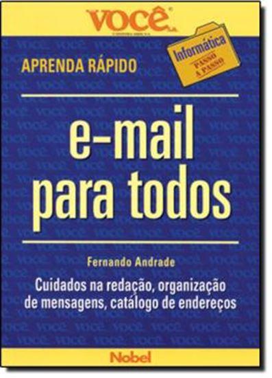 Picture of E MAIL PARA TODOS   VOCE S.A. INFORMATICA