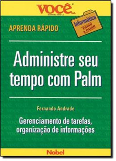 Picture of ADMINISTRE SEU TEMPO COM PALM