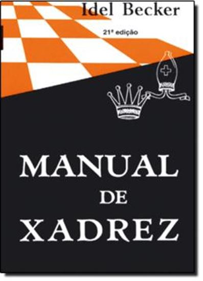 Picture of MANUAL DE XADREZ