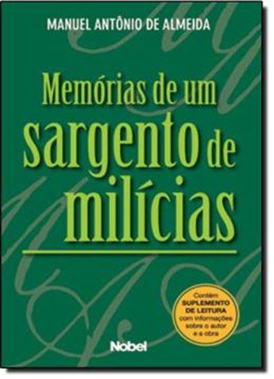 Picture of MEMORIAS DE UM SARGENTO DE MILICIAS