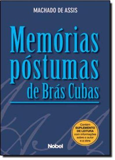 Picture of MEMORIAS POSTUMAS DE BRAS CUBAS