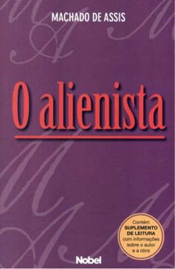 Picture of ALIENISTA, O
