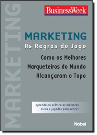 Picture of MARKETING: AS REGRAS DO JOGO