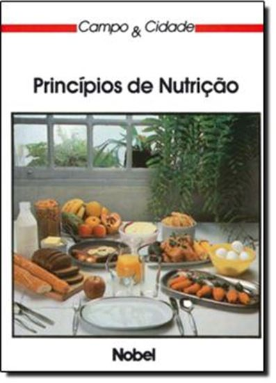Picture of PRINCIPIOS DE NUTRICAO