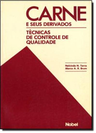 Picture of CARNE E SEUS DERIVADOS - TECNICAS DE CONTROLE DE QUALIDADE