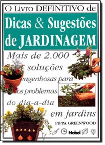 Picture of LIVRO DEFINITIVO DE DICAS & SUGESTOES DE JARDINAGEM, O