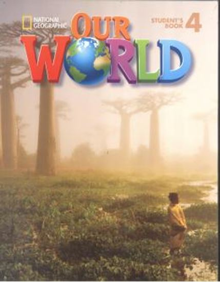 Picture of OUR WORLD 4 SB WITH CD-ROM