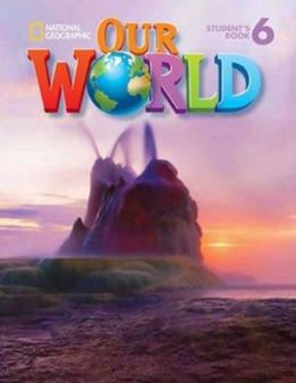 Picture of OUR WORLD 6 SB WITH CD-ROM