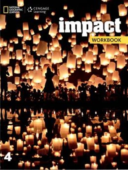 Picture of IMPACT 4 WB - AMERICAN - 1ST ED